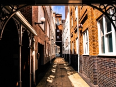 33_XXXIV-The back alley_STREETWALKER Norwich_UK