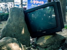 28. Tombstone for Nam June Paik