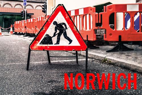 STREETWALKER Norwich